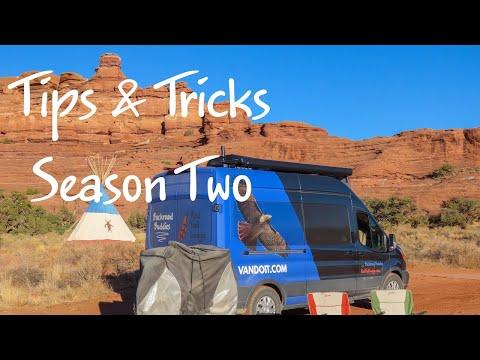 Tips and Tricks Season Two