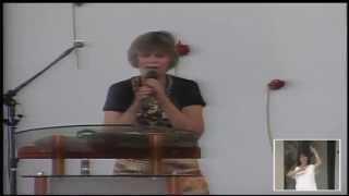 Congresso De Mulheres - Pra. Robim Scates - 09-11-2014