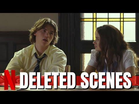 4 gelöschte Filmszenen aus THE KISSING BOOTH   Deleted Scenes Compilation   Netflix Original Film
