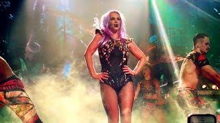 Britney Spears New Years Eve 2014