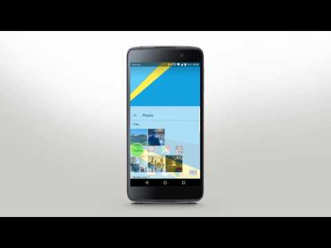 DTEK50 by BlackBerry - Getting Around The Smartphone Interface: Official How To Demo - YouTube