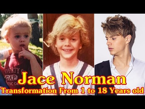 Jace Norman Transformation From 1 to 18 Years old