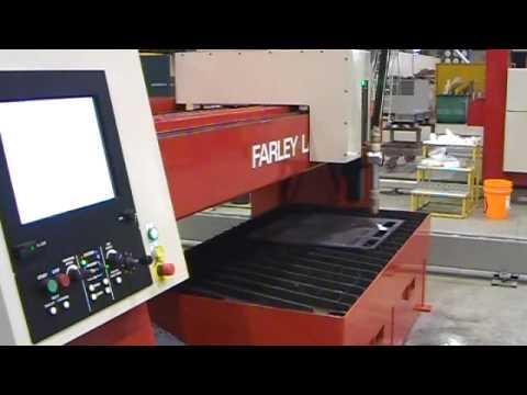 TruEdge CNC Plasma with True Hole Cutting Technology