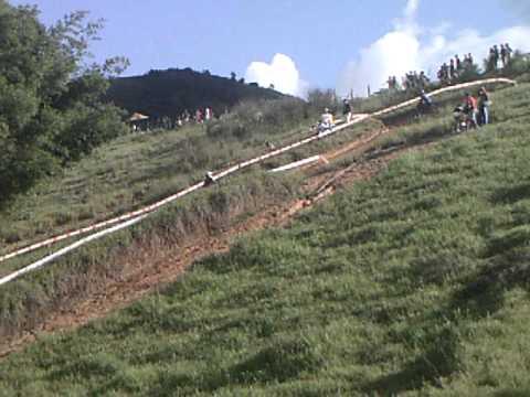 Motocross em São Sebastião do Alto - 2011 - Categoria Trilheiro : 1º Lugar -Raphael Estebanez