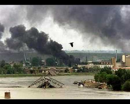 kosovo bombing - In March 1999, the member states of the NATO alliance launched a 78-day bombing campaign against Yugoslavia. Most of the bombs and missiles were aimed at und...
