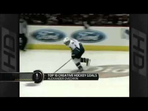ice hockey , best penalties and most creative goals