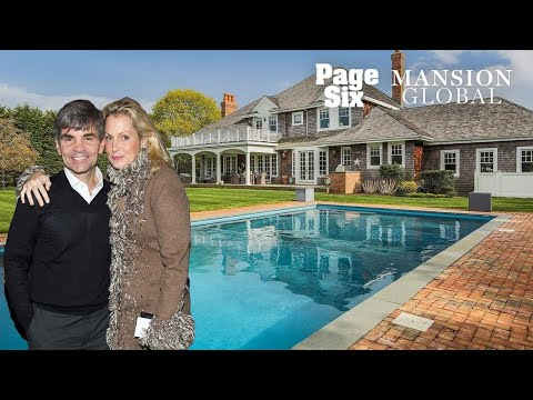 George Stephanopoulos and Ali Wentworth's $6 million love shack is sold | Page Six