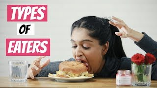 Video Types Of Eaters MP3, 3GP, MP4, WEBM, AVI, FLV Maret 2019