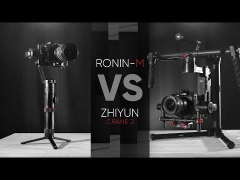 Как Zhiyun Crane 2 изменил видеоиндустрию?