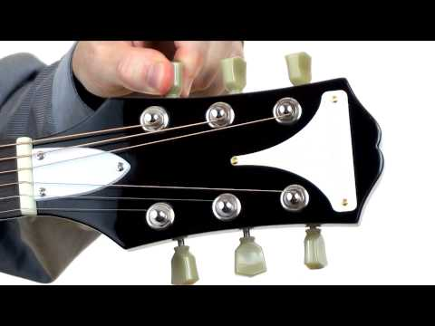 Đàn Guitar Acoustic Epiphone PRO-1, EBONY