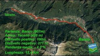 Pista ciclopedonale della Valsassina