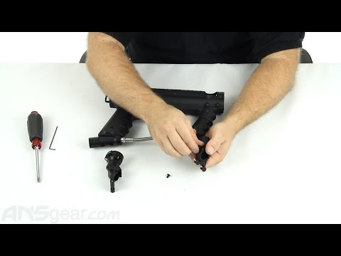 RAP4 Tippmann 98 Clamping Feed Neck - Review