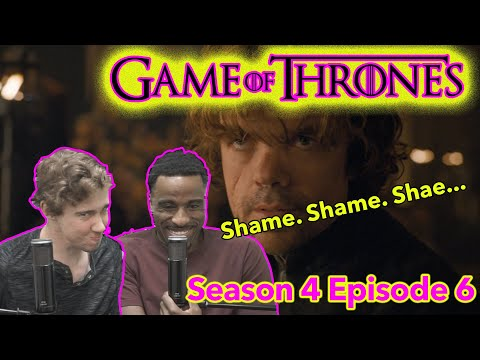 """Game of Thrones SEASON 4 EPISODE 6 REACTION!!!   """"The Laws of Gods and Men"""""""