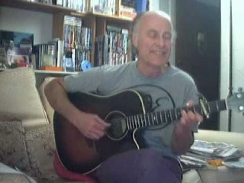 Hell on church street blues played by Keith Bender