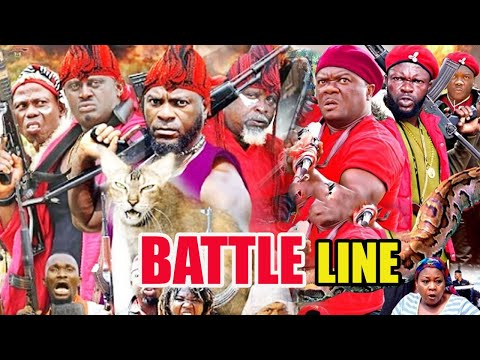 Battle Line Part 1&2 - Kelvin Books Ikeduba & Don Brymo Latest Nollywood Nigerian Action Movies