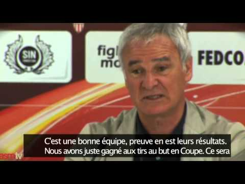 (J36) NIMES - ASMFC, le point presse