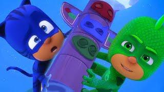 PJ Masks en Español ⭐ Base de operaciones de los PJMasks ⭐ Dibujos Animados