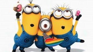 minyonlar türkçe dublaj yeni animasyon çizgi film izle  minyonlar banana şarkısı