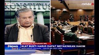 Video Mantan Hakim MK Maruarar Siahaan: Tak Ada yang Tak Melakukan Pelanggaran - iNews Sore 24/06 MP3, 3GP, MP4, WEBM, AVI, FLV Juni 2019