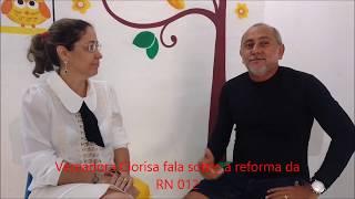 Vereadora fala sobre manutenção da RN 012