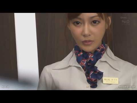 When Asuka Kirara is a fly attendant!!! (видео)