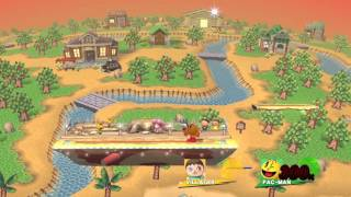 Smash 4's Ledges Are Amazingly Accurate