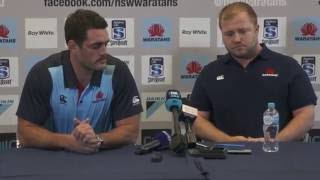 Benn Robinson announces his retirement from rugby | Super Rugby Video Highlights