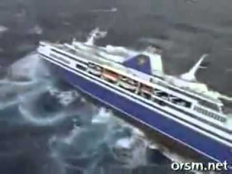 cruise ship capsized - Subscribe Today for Frequently Updated Videos on Extreme Weather! Hurricanes, Tornados, Tsunami, Earthquakes and More All in One Channel. Like, Share, Commen...