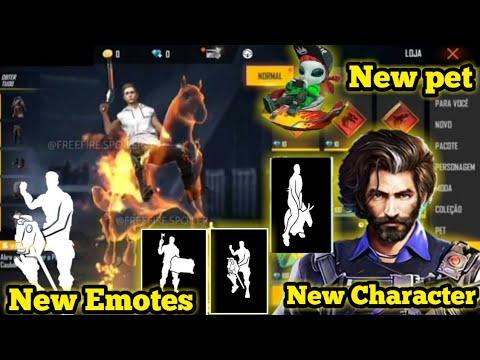 Free Fire Ob27 Update Emotes /New update Emotes/free fire new emote kaun se hain/#SKGAMERS