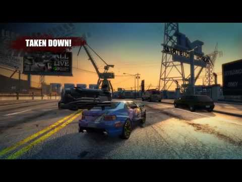 обзор Burnout Paradise: The Ultimate Box (Steam Gift, Region Free)
