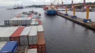 Video Atracação em Manaus ao Terminal do Chibatão do Navio Mercosul Manaus pela Manaus Pilots MP3, 3GP, MP4, WEBM, AVI, FLV Oktober 2018