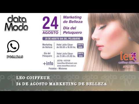 Data MODA entrevista Tel. exclusiva a Leo Coiffeur - Posadas