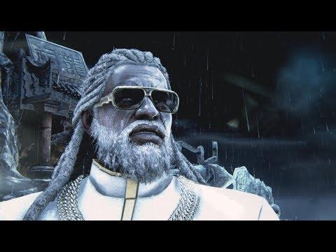Trailer pour Zafina et Leroy Smith de Tekken 7