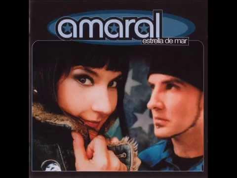 Amaral Estrella De Mar - (Álbum Completo)