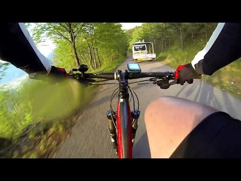 01.05.2014 - Klingel am Mountainbike? | Full HD Hero3 Specialized Stumpjumper MTB GoPro www.eAlex.me (видео)