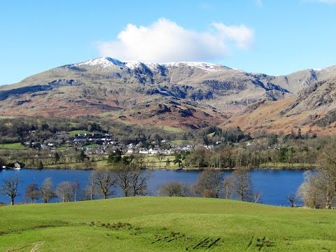 Coniston   Brantwood and Lake Shore round | cumbria  Walks