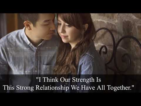 Cute quotes - Strong Relationship Quotes about Love