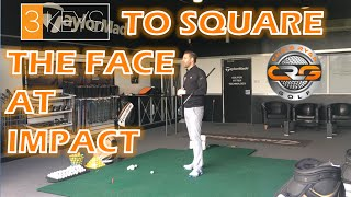 Video 3KEYS TO SQUARE THE FACE AT IMPACT MP3, 3GP, MP4, WEBM, AVI, FLV September 2018