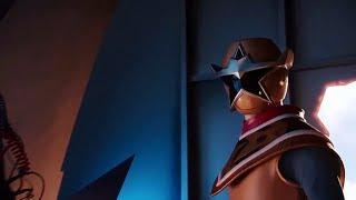 Power Ranger Ninja Steel Aparece el Ranger Oro - Capitulo 7