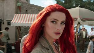 Video 【Lyric】Aquaman Soundtrack:She's a Mystery to Me (Roy Orbison) MP3, 3GP, MP4, WEBM, AVI, FLV Maret 2019