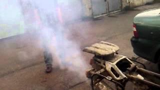 5. Yamaha Super Tenere water in engine
