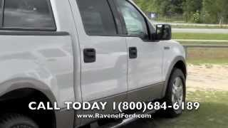 2004 Ford F-150 Lariat SuperCrew Charleston Car Videos Review  * For Sale @ Ravenel Ford SC