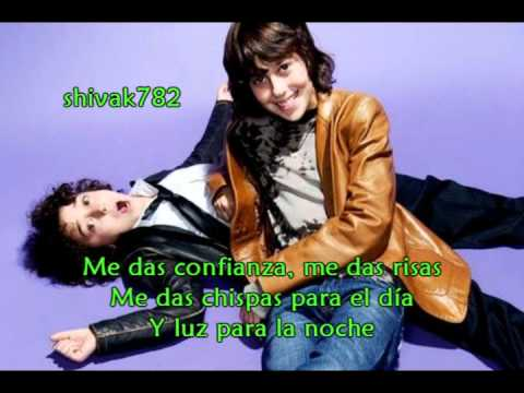 Proof of my love - The Naked Brothers Band [Español] 1
