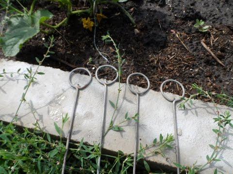 Приспособления для дачи и огорода своими руками