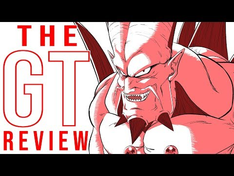 Dragon Ball: GT Review (Part 4) - The Shadow Dragons Saga