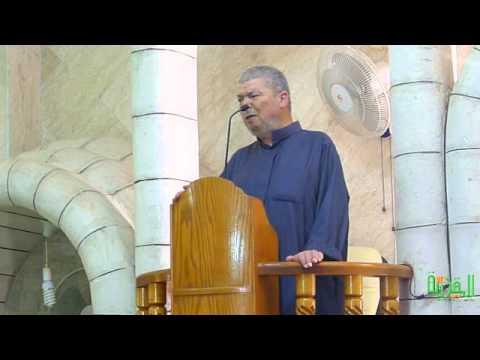 خطبة الجمعة لفضيلة الشيخ عبد الله 25/4/2014