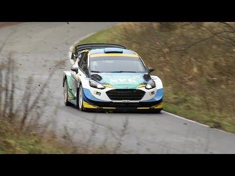 Jan Dohnal - Ford Fiesta WRC, Motorland Bělá