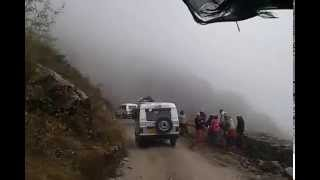 Gangtok India  City pictures : Journey to NATHU LA PASS - Way to India China Border from Gangtok, Sikkim