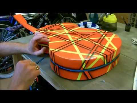 Swirling(Acoustic 3D line art guitar)