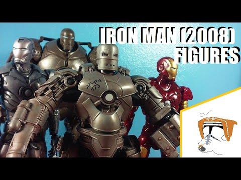 Iron Man (2008) | Toyline Overview